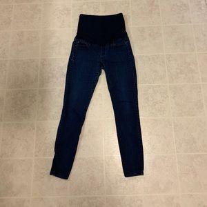 Gap Maternity skinny jeans size 8 long
